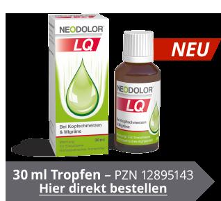 Neodolor 20 Tabletten direkt bestellen